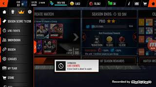 NBA LIVE 18   Season 4 ( Game 8 ) Utah Jazz VS. Atlanta Hawks