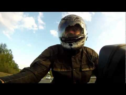 Soundcheck - GoPro HD HERO 960 - BMW K1200r Sport