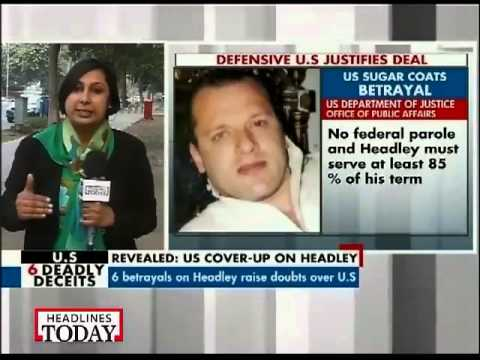 Headley's 35-yr jail term exposes double standard of US