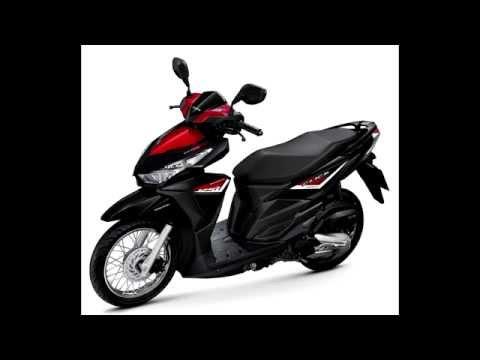 โฉมใหม่ All New Change Honda Click125i  2015