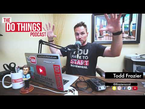 TV, Sequels, and LOVING the process (Do Things Podcast)