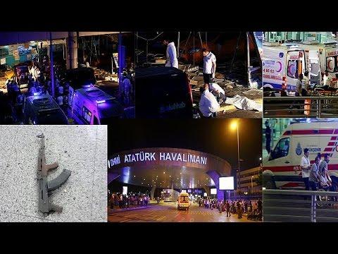 Triple attentat-suicide à l'aéroport international d'Istanbul