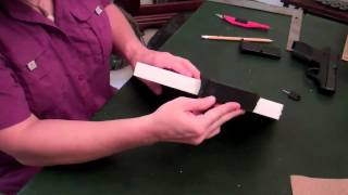 How To Make A Concealed, Decorative Gun Book Case