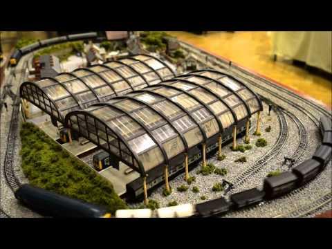 Rodneybridge, an N gauge model railway layout