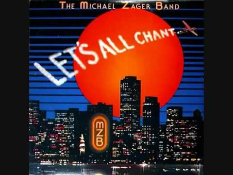 Michael Zager Band  -  Let's All Chant!! ( 12