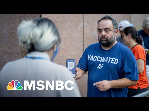 Dr. Jha: If You're Vaccinated, You Should Not Be 'Excessively Worried'