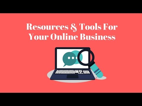 Here Are Your Proven Tools and Resources For Your Online Business