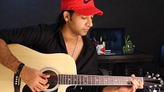 Ishq Wala Love - Student Of The Year - Intro Guitar Lesson For Beginners By VEER KUMAR