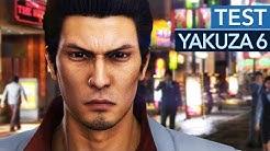Yakuza 6 im Test / Review für PS4 - Neue Engine, Abschied von Kazuma