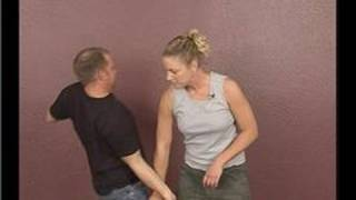 Women's Self Defense for Rear Assaults : Women's Self Defense Finger Lock Techniques