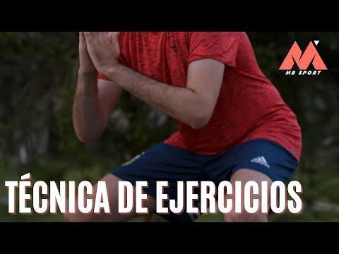Progresiones de Plancha (Plank) - MB Sport Image