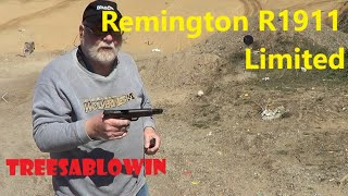 Remington R1 1911 Limited