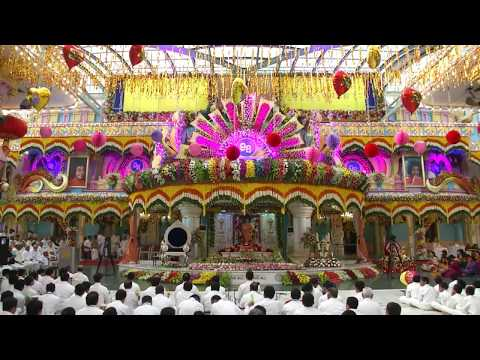 92nd Birthday Celebrations of Bhagawan Sri Sathya Sai Baba at Prasanthi Nilayam - 23 Nov 2017 -Part1