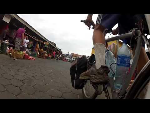Pedal The Globe: Central - #24 Bienvenidos a Nicaragua