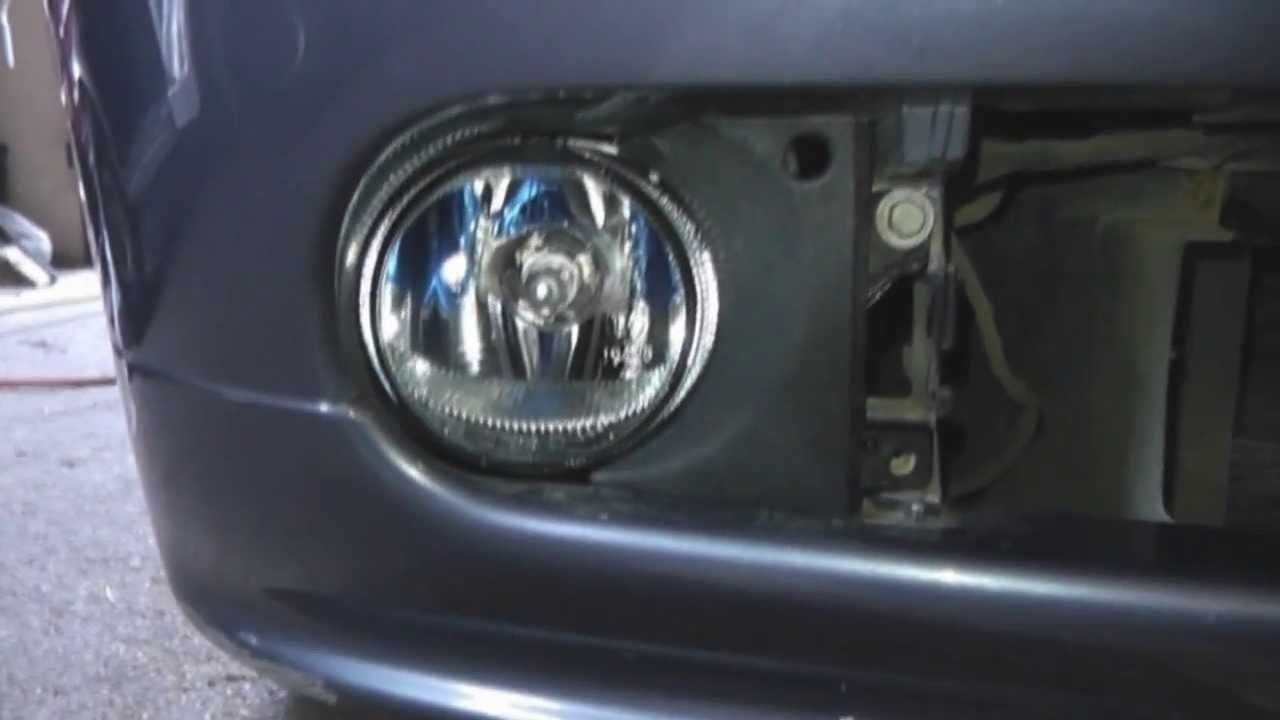 How To Replace Your Old Fog Lights E39 Youtube