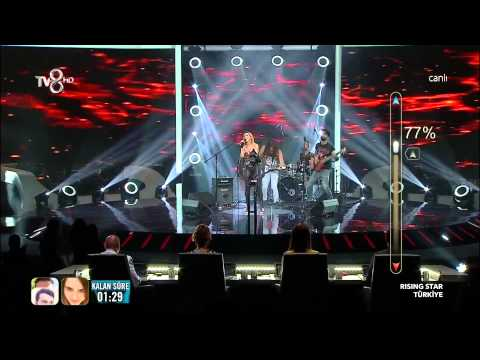 AC/DC - Highway To Hell [Live Cover] (TV8 Rising Star Turkiye) HD