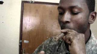 How to Smoke a twix candy bar