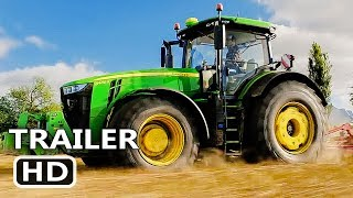 PS4 - Farming Simulator 19 Trailer (E3 2018)