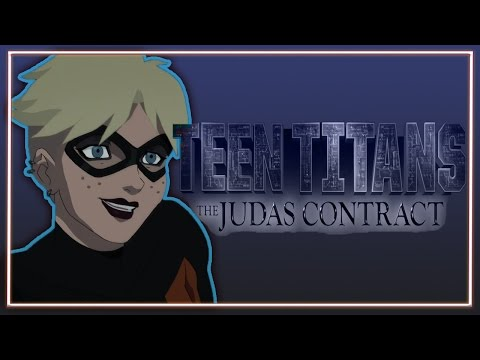 Teen Titans: The Judas Contract | Review + Spoiler Discussion
