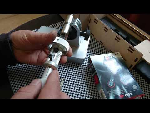 Взлом отмычками CISA AP3  Lockpicking tool for Cisa AP3