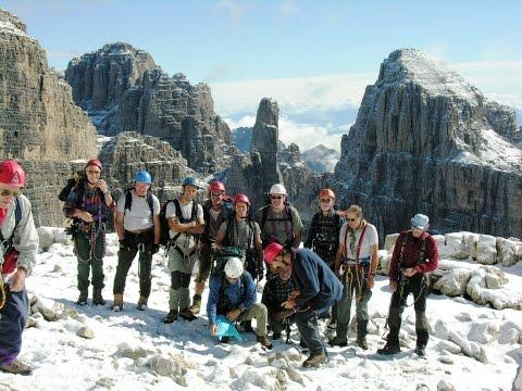 Brenta Group: Bocchette Centrali  (Gruppo del Brenta Bocchette Centrali