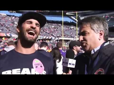 Seth rollins interview at a chicago bears game youtube seth rollins interview at a chicago bears game voltagebd Images