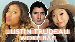 Canada's Justin Trudeau is a WOKE BAE ft. Awkwafina | Woke Bae | RIOT