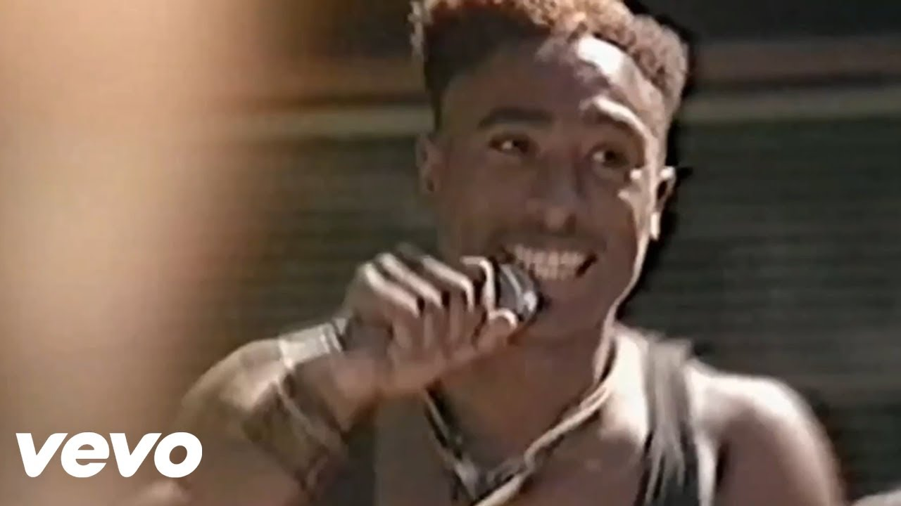 2Pac - Old School (Music Video) (HD) (Tupac Shakur)