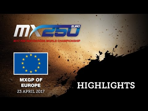 EMX 250 Round of Europe Race 2 Highlights