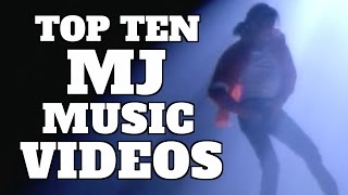 Top10 Michael Jackson Music Videos (Quickie)