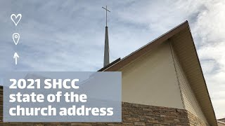State of the Church Address - 01-31-21 | 9:00am
