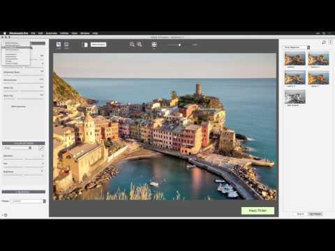 HDRsoft Photomatix Pro Version 6 Walkthrough