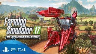 Farming Simulator 17 Platinum Edition | Launch Trailer | PS4