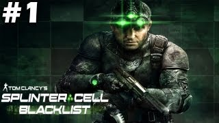 Splinter Cell: Blacklist Playthrough Ep.1 Helicopter crash