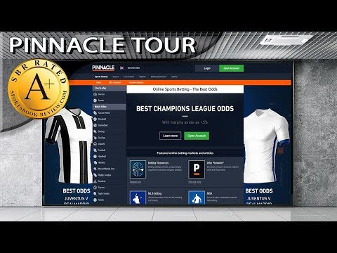 Pinnacle Sportsbook Video Tour