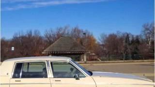 1984 Buick Park Avenue Used Cars Detroit Ann Arbor MI