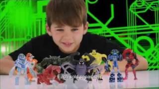 Ben 10 Ultimate Alien - Ultimate Alien Figures & Revolution Ultimatrix