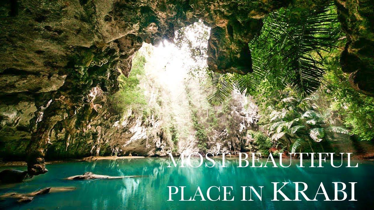 Railay Beach Thailand Secret Hidden Lagoon