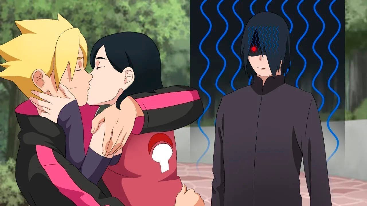 Naruto Shippuden Ultimate Ninja Storm 4 Road To Boruto Gameplay