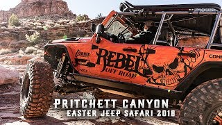 Rebel Off Road W/Currie Enterprises On Pritchett Canyon EJS 2018