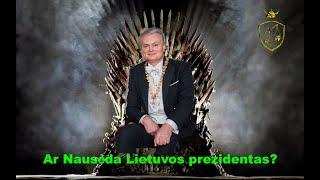 Ar Nausėda yra Lietuvos prezidentas?#23