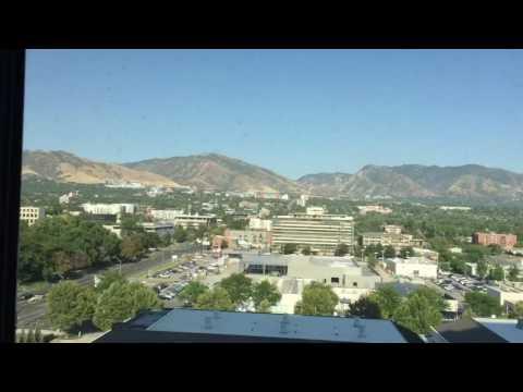 Room Tour 2: The Grand America Hotel in Salt Lake City, UT