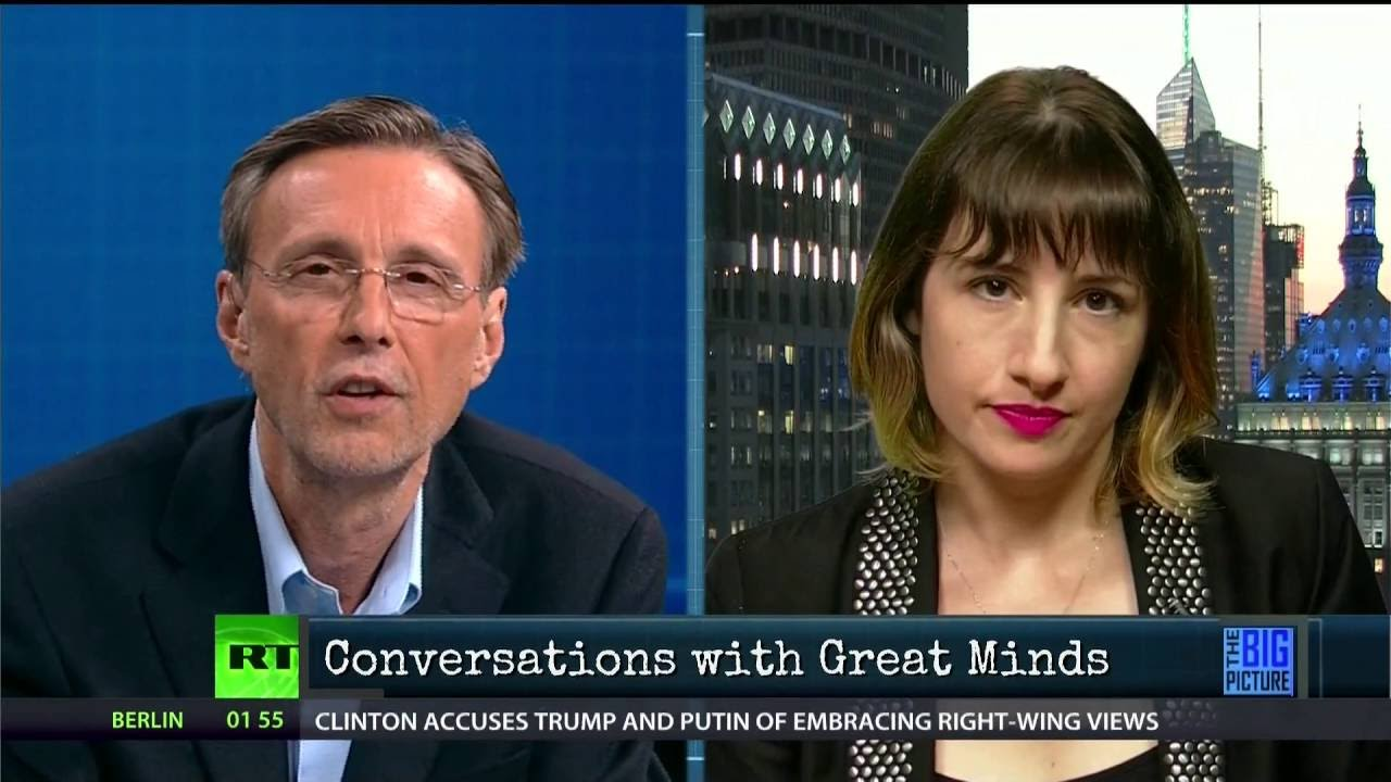 Great Minds P2: Sarah Jaffe - What's Different About Class Politics Today?