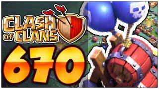 Clash Of Clans Part 670: LUFTBOMBEN auf Level 5 verbessern