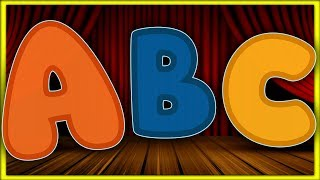 ABC Song | Learn ABC Alphabet for Children | Education ABC Nursery Rhymes