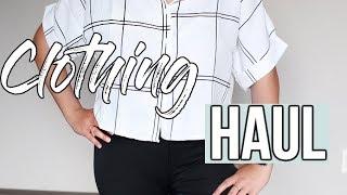 SCHOOL Uniform Clothing Haul 2017