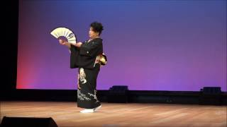 具用発表会「夢・きづな」、2017.6.18、岩手県民会館中ホールで踊りました。