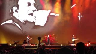 """U2 performs """"Bullet The Blue Sky"""" on opening night of The Joshua Tr..."""