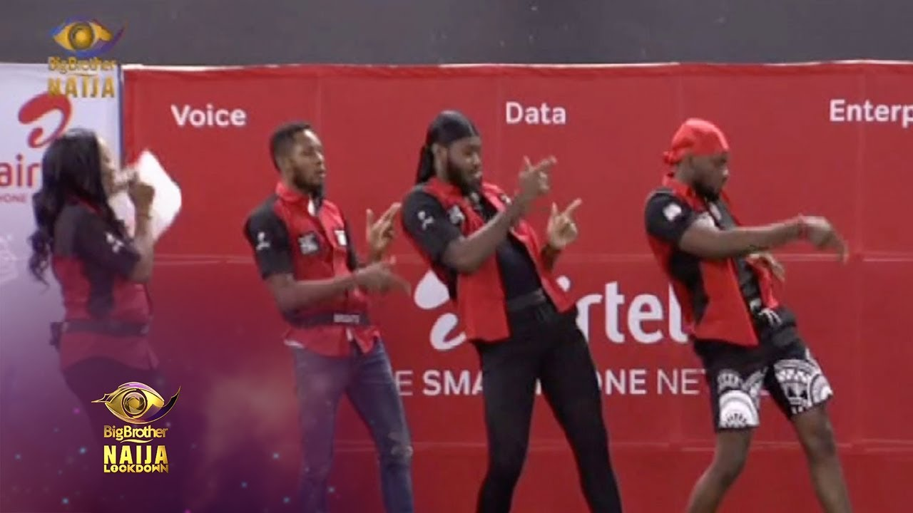Day 30: The Airtel song presentation | Big Brother: Lockdown | Africa Magic
