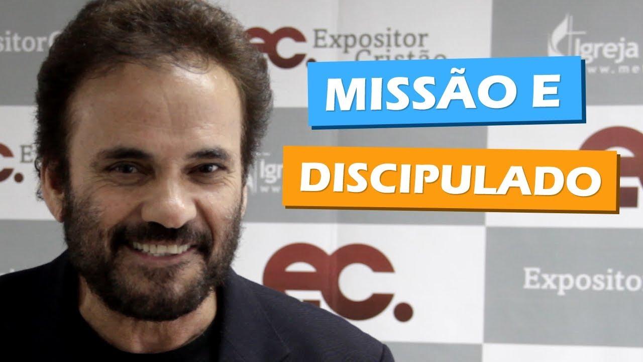 Qual a relação entre Missão e Discipulado?